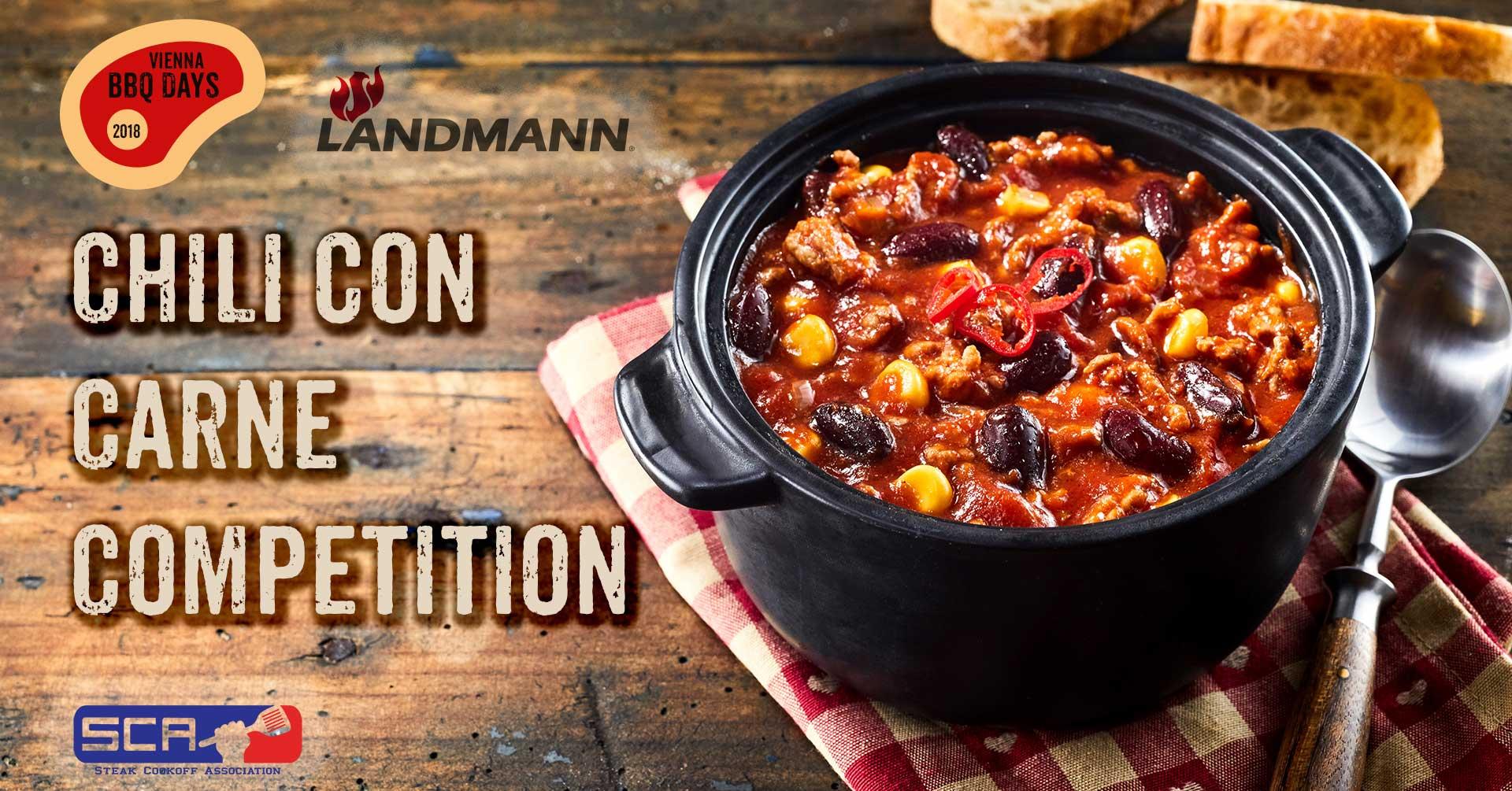 Chili Con Carne Wettbewerb Grill Genussfestival Wien Vienna